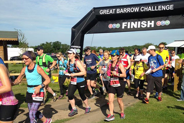 Great Barrow Challenge Xmas Half Marathon